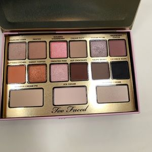 Limited edition Too face palette